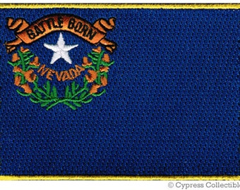 Nevada State Flag Etsy