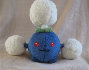 Jumpluff Pokemon Plush