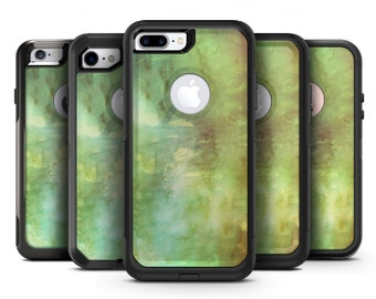 Dark 862 Absorbed Watercolor Texture - OtterBox Case Skin-Kit for the iPhone, Galaxy & More