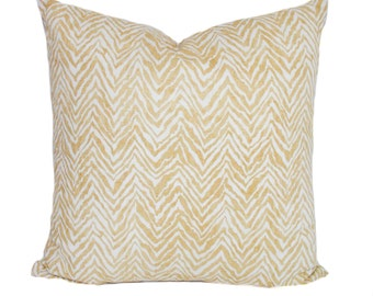 Pillow cover, Throw pillow, Decorative pillow for couch, Cushion cover, Gold pillow, Gold throw pillow, Lumbar pillow, 11 sizes available