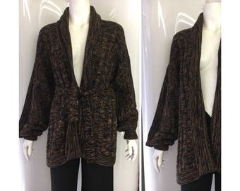 Emanuel Ungaro Vintage Knit Cardigan