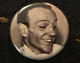 Fred Astaire Button