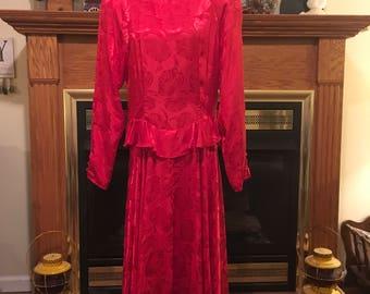 80's dress by Argenti