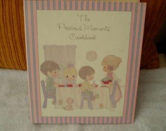 Beautiful Precious Moments Binder Cookbook