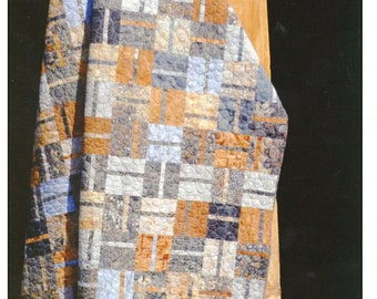 Blueberry Granola Quilt Pattern