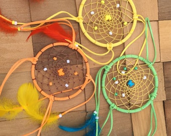 Dream Catcher Spring Flowers Craft kit