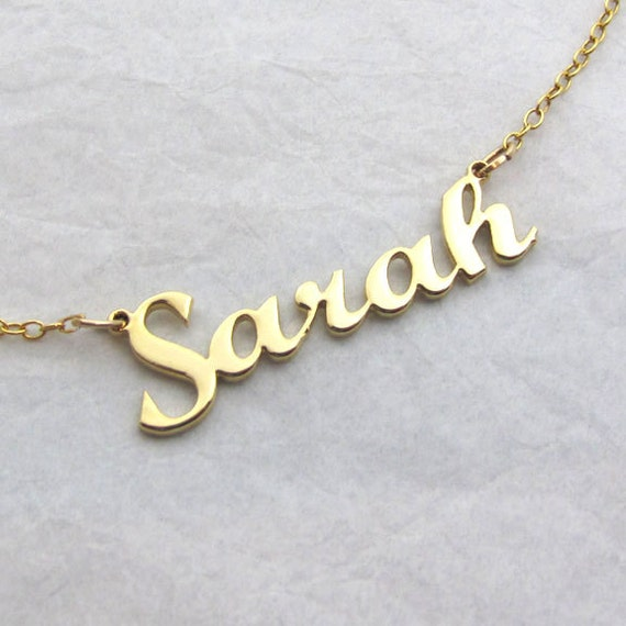 on or silver script gift cursive gold etsy wedding writing rose shop letter necklace tiffanyavenuebridal love deals bridesmaid