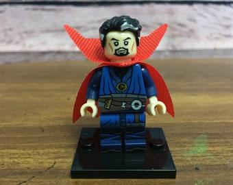 Dr. Strange Custom Minifigure Marvel Universe Custom Minifigures Doctor Strange
