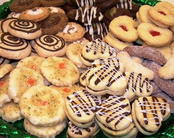 Large Cookie Platter