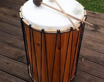 Djun Djun Drum (bass drum)