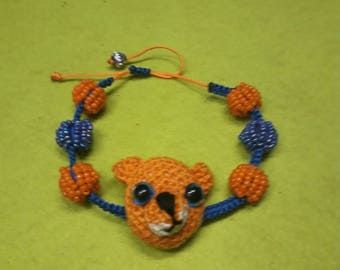 Bracelet amigurumi kawaii