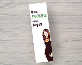 Buffy The Vampire Slayer Bookmark
