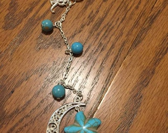 Natural Turquoise Accessory December Birthstone