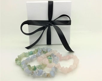Crystal Bracelets for Letting Go