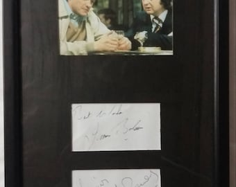 James Bolam & Rodney Bewes - Comedy Autograph