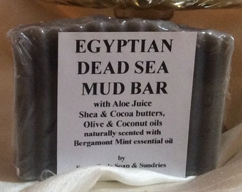 Mineral Rich Egyptian Dead Sea Mud Bar