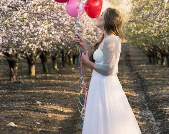 Silver Glittering Pleated Shrug, Sparkling Silver Shawl, Bridal Shawl, Silver Bridal wrap, Wedding Bolero Shawl, Inspirational Women Gift