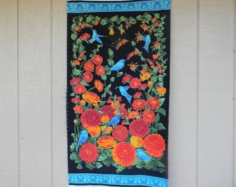 Arcadia Panel Cotton Fabric by Timeless Treasures