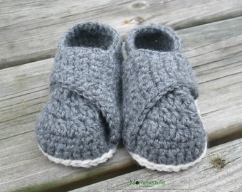 Baby Wrap booties, shoes Photo Prop Girl Boy Baby Shower- multiple sizes