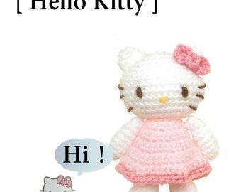 EBook English Crochet [Hello Kitty Amigurumi]