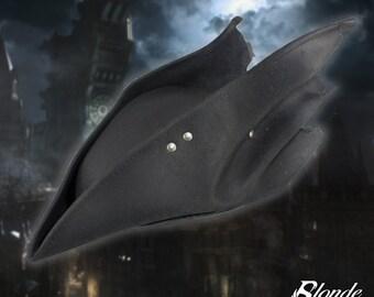 SALE!!!!!! Black Bloodborne Inspired Hat