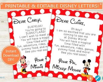 Disney surprise letter template heartpulsar disney surprise letter template maxwellsz