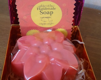 Handmade soap... Gift for Mother's Day