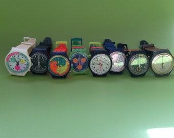 Vintage Swatch Chrono