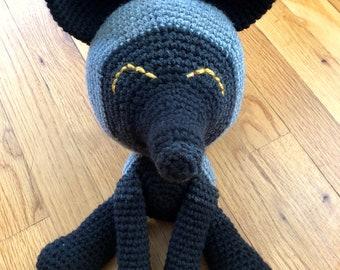 Crochet Silver Fox