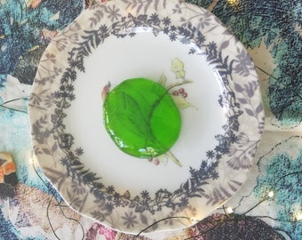 Frog Prince Green Slime