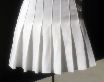 TENNIS SKIRT - PLEATED