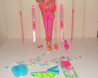 Barbie Ski Etsy
