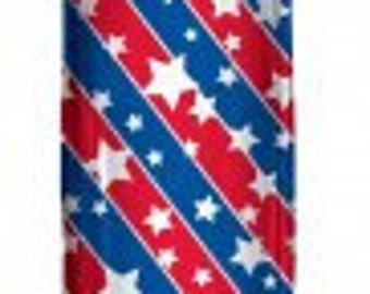 """Rocket Balloon, 4th of July Balloon, Fourth of July Party, 4th of July Decoration,  Happy 4th of July, Red white and blue, Patriotic, 71"""""""