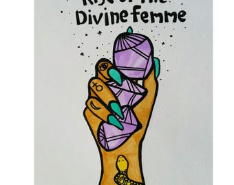 rise of the divine femme