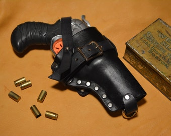 Leather Nerf holster - Maverick -