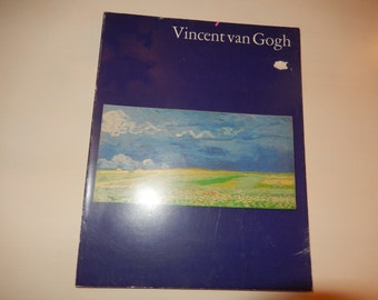 VINCENT VAN GOGH Book