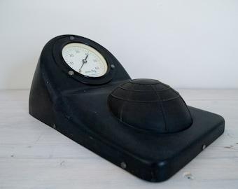 vintage industrial blood pressure air foot pump