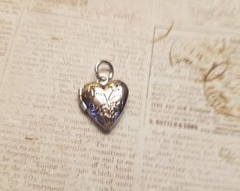 Sale heart locket