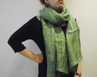Great Green Foulard