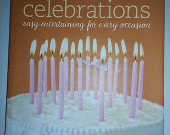Real Simple Celebrations: easy entertaining for every occasion, 2006, Hardcover, Plan shower, christmas, cheese... parties
