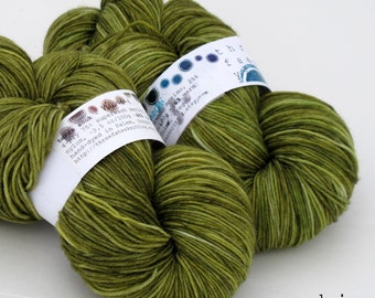 mochi - terra sock, fingering weight sock yarn