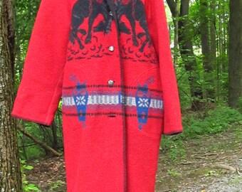 SALE - SALE -Women's Western Styled Coat
