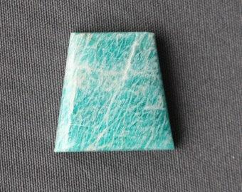 Russian Amazonite Stone Cabochon