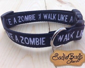 Zombie dog collar - The Walking Dead, Fear The Walking Dead