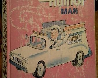 Little Golden Book, The Good Humor Man #550, 1964, 1st Edition