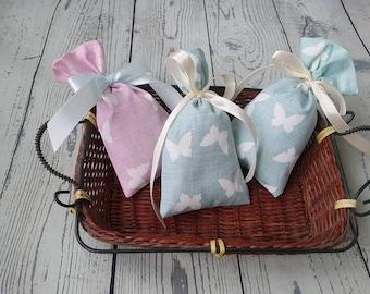 Lavender sachet, lavender bags aroma pillow lavender sachet favor wedding favor gift sachet lavender pillow wedding gift aroma therapy