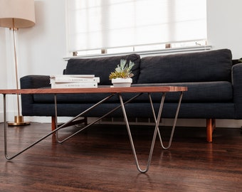 Off Set Coffee Table Leg Set   Price Includes 4 Legs To Complete This  Awesome Diy