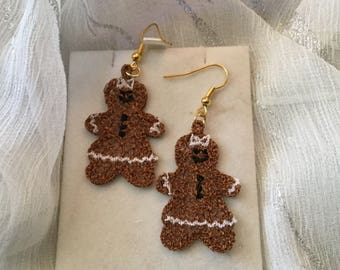 Lace Gingerbread ladies