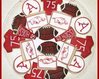 Custom College Cookies