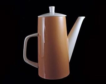 Mikasa, Coffee Pot, Westwood, Cera Stone, Brown